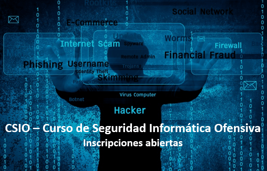 CSIO - Curso de Seguridad Informática Ofensiva